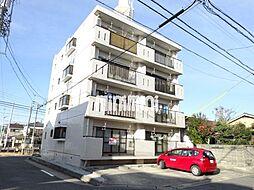 パールマンション喜多山[1階]の外観