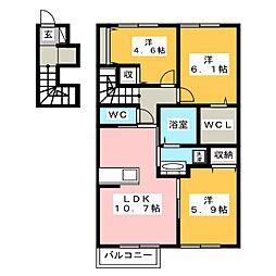 運動公園前駅 8.5万円