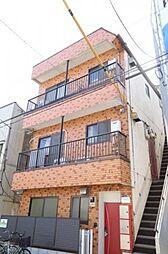 東京都北区赤羽西3丁目の賃貸マンションの外観