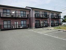 静岡県浜松市南区金折町の賃貸アパートの外観