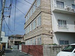 須永マンション[2号室]の外観