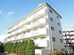 東京都世田谷区砧4丁目の賃貸マンションの外観