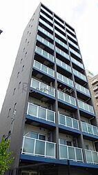 神奈川県横浜市神奈川区子安通3の賃貸マンションの外観