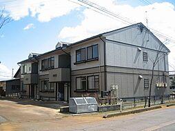 新潟県燕市一ノ山2丁目の賃貸アパートの外観