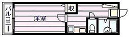 TOYOマンション[3階]の間取り