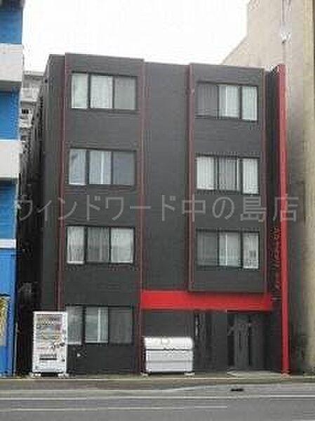 サードインパクト 4階の賃貸【北海道 / 札幌市豊平区】