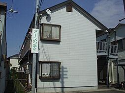 アースシティ田尻[107号室]の外観