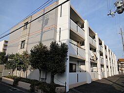 大阪府羽曳野市恵我之荘5丁目の賃貸マンションの外観