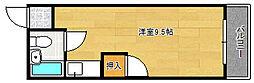リーブル東雲本町[302号室]の間取り