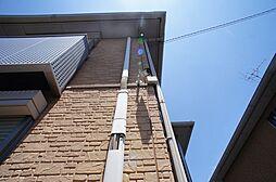 オレンジヒルズA[2階]の外観