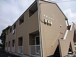 K.Kハイツ[1−C号室]の外観