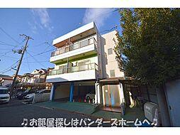 大阪府枚方市招提大谷3丁目の賃貸マンションの外観