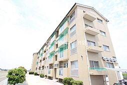 岡山県岡山市東区君津丁目なしの賃貸マンションの外観
