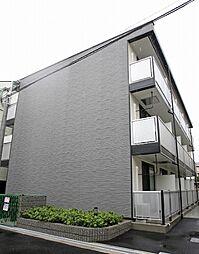 大阪府大阪市城東区鴫野東3丁目の賃貸マンションの外観