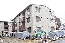 京都府京都市伏見区竹田泓ノ川町の賃貸アパートの外観