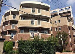 大阪府高槻市上本町の賃貸マンションの外観