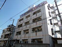 大阪府大阪市平野区平野西1丁目の賃貸マンションの外観