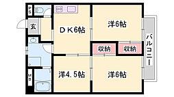 相生駅 4.4万円