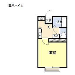 吹上駅 3.7万円