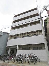 大阪府堺市堺区中之町東1丁の賃貸マンションの外観