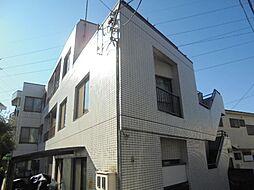 HUマンション[3階]の外観