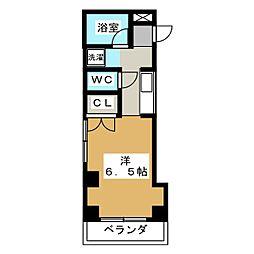 グランシャリオ[1階]の間取り