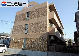 愛知県名古屋市港区正保町2丁目の賃貸マンションの外観