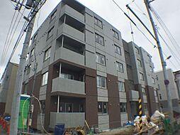 仮)二十四軒1−2マンションA棟[105号室]の外観