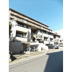 愛知県名古屋市守山区本地が丘の賃貸アパートの外観