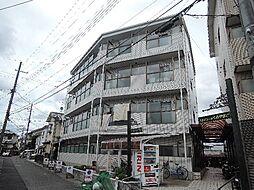 京都府久世郡久御山町島田堤外の賃貸マンションの外観