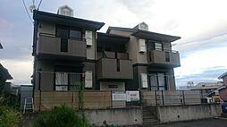 奈良県北葛城郡河合町星和台2丁目の賃貸アパートの外観