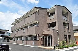 サジタリアス京田辺[2階]の外観