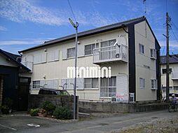 アメニティ八幡田A棟[1階]の外観