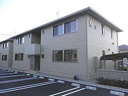 広島県福山市大門町6丁目の賃貸アパートの外観