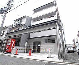 京都府京都市上京区田村備前町の賃貸マンションの外観