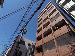 兵庫県神戸市兵庫区荒田町1丁目の賃貸マンションの外観