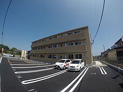 エストピア壱番館[2階]の外観