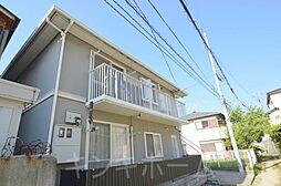 広島県安芸郡海田町窪町の賃貸アパートの外観