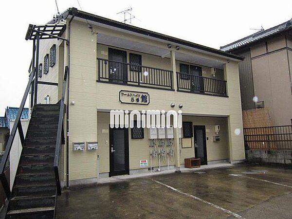 ワールドハイツ5番館 1階の賃貸【愛知県 / 一宮市】
