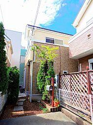 [一戸建] 東京都西東京市ひばりが丘北3丁目 の賃貸【/】の外観