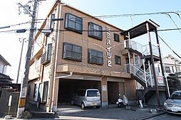 ミミハイツ弐番館[3階]の外観