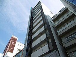 ポルト・ボヌール四天王寺夕陽ヶ丘ミラージュ[11階]の外観