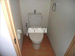 ミロワール赤坪のトイレ