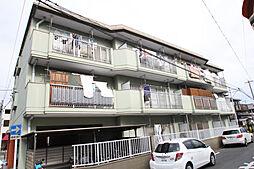愛知県名古屋市守山区新守町の賃貸マンションの外観
