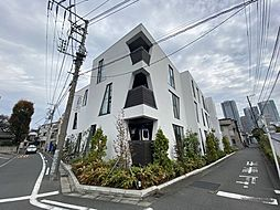 JR横須賀線 新川崎駅 徒歩5分の賃貸マンション