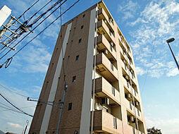 福岡県北九州市小倉北区木町2丁目の賃貸マンションの外観
