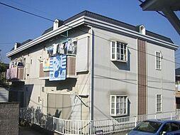 フロールハイツ[2階]の外観