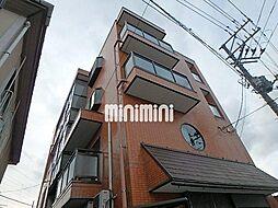 ハイツ秋田屋[3階]の外観
