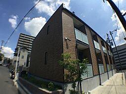 レオネクスト山手町[1階]の外観