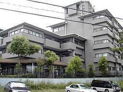 奈良県奈良市西登美ヶ丘2丁目の賃貸マンションの外観